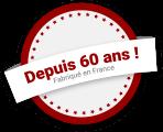 Literie fabriquée en France depuis 60 ans !